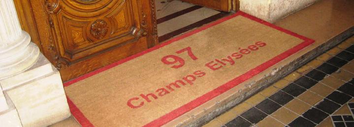 Tesri - Les tapis coco sur mesure